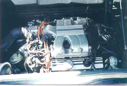 Lamborghini Diablo Replica