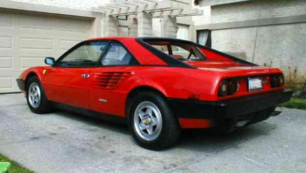 Uncommon Ferrari Mondial